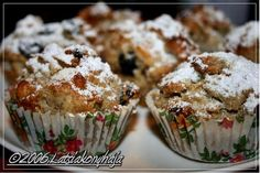 Brie, Muffins, Food And Drink, Breakfast, Cup Cakes, Advent, Morning Coffee, Muffin, Cupcakes