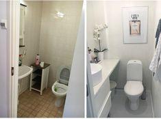 Peach Bathroom, Dream Bathrooms, Paint Shop, Scandinavian Interior, Creative Home, Home And Living, My House, Sweet Home, New Homes