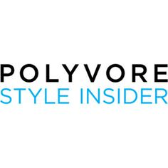 Polyvore Style Insider text