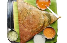 Whole Wheat Masala Dosa/ Stuffed Pancakes - Top 15 Yummy Indian Breakfast Recipes For Your Kids