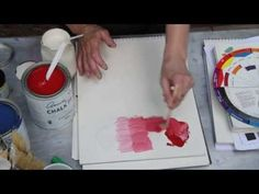 ❤ =^..^= ❤  Colorways with Leslie Stocker » Paint, Color and DIY Furniture
