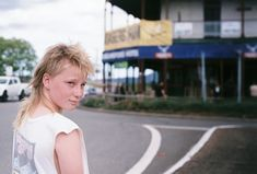 Alex Keavy, 12, from Mona Vale, was crowned the overall winner of the junior mullet