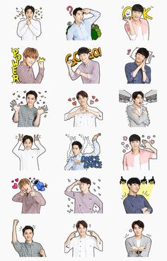 ᴋ-ᴘᴏᴘ ᴡᴀʟʟᴘᴀᴘᴇʀs. Kpop Exo, Exo Xiumin, Park Chanyeol, Exo Stickers, Printable Stickers, K Pop, Exo 12, Exo Lockscreen, Avatar