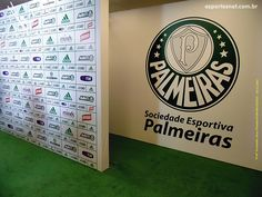 Zona mista no Allianz Parque  www.esportesnet.com.br  #ESPORTESNET