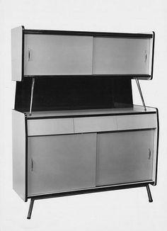 Dans notre série de découverte des Cuisines Morel d'antan, cette semaine, nous vous emmenons en 1958. Les frères Morel s'orientent vers la fabrication de meubles de cuisine.