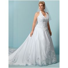 plus size wedding dress - Pesquisa Google