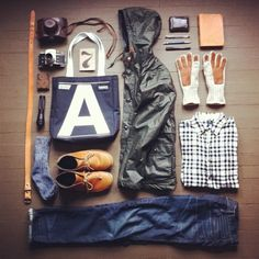 organized mens style