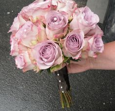 Wedding bouquet from Finn Schjøll