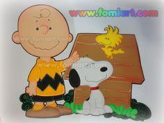 Peanuts Charlie Brown Y Snoopy Fomiart