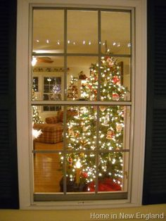 Home in New England: The Holidays ~ The Most Wonderful Time of the Year!