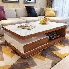 Living Room Tv Unit Designs, Living Room Sofa Design, Bedroom Furniture Design, Home Room Design, Centre Table Design, Tea Table Design, Small Room Interior, Tv Unit Interior Design, Centre Table Living Room