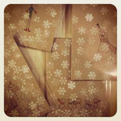 Christmas cards DIY from EM-O