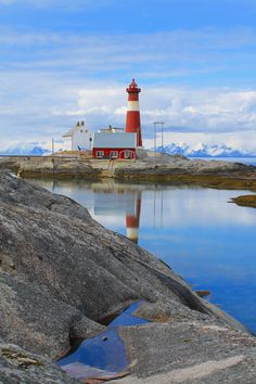 Tranøy Lighthouse, Norway