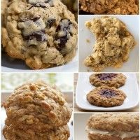 Weekly Mix: Oatmeal Cookies
