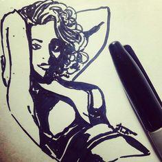 Semana 3 - STREET ART / Doodle #2