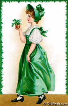 Vintage st patricks day Postcards | Vintage St Patrick's Day Art - 8 | Flickr - Photo Sharing!