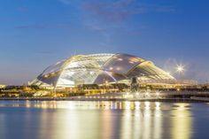 Singapore Sports Hub by DP Architects