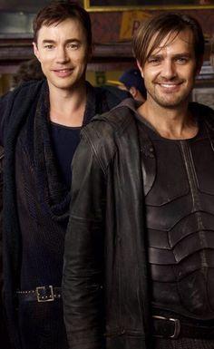Michael and Gabriel ❤️