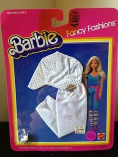 ? Barbie - (Fancy Fashions) #7511