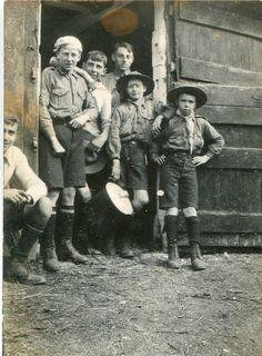 vintage boy scout - Google Search