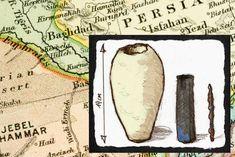 Bateria de 2 mil anos permanece um engima para cientistas | #Artefato, #Baterias, #BateriasDeBagdá, #Céticos, #CivilizaçãoPréhistórica, #Eletricidade, #Enigmas, #FenômenosNaturais, #Iraque, #TaraMacIsaac