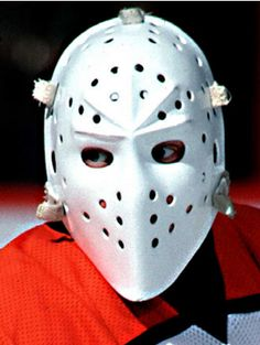 On the anniversary of goalie Pelle Lindbergh's tragic death, Animal Collective's Brian Weitz, a lifelong Flyers fan, looks back at the incident's hard lessons. Flyers Hockey, Hockey Goalie, Hockey Games, Hockey Players, Hockey Logos, Bernie Parent, Street Hockey, Animal Collective, Goalie Mask