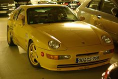 Porsche 968 Clubsport - Foto Jim Appelmelk Porsche 968, Vw Beetles, Evolution, Rice, Vw Bugs, Bubbles