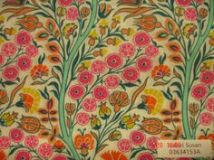 Isabel Susan from Liberty Fabulous Fabrics, Colours, Liberty, Design, Home Decor, Political Freedom, Decoration Home, Room Decor, Freedom