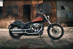 Harley-Davidson  BLACKLINE®