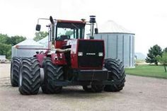 CASE IH 9190 FWD Case Ih Tractors, Big Tractors, International Harvester, Rubber Tires, Old Farm, Heavy Equipment, Farming, Ranch, David