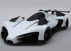 This LeMans prototype looks like something Batman could use in Black when his Tumbler is out for service!! :P