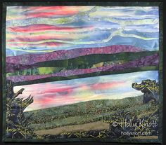 Skaneateles Lake Sunset 2 by Holly Knott
