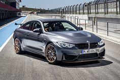 El nuevo BMW M4 GTS
