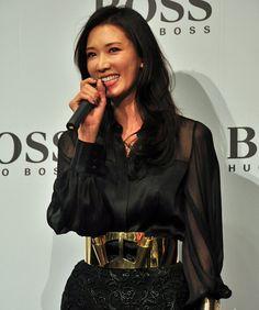 ▼28Nov2013映画.com|「フリーです」と即答の浅野忠信、40歳の誕生日は「娘がアップルパイ作ってくれた」 http://eiga.com/news/20131128/15/ #Lin_Chi_ling #Lin_Chiling