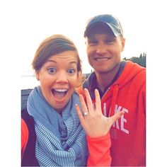 Congrats to Kelsey and Ryan on their recent engagement!! <3 Click to see her gorgeous new ring!