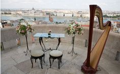 Wedding in Budapest Outdoor Events, Outdoor Decor, Dining Chairs, Dining Table, Marrying My Best Friend, Budapest Hungary, Outdoor Furniture Sets, Wedding Venues, Wedding Planning