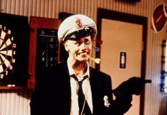 Jim Carrey as Fire Marshall Bill- Let me tell you something