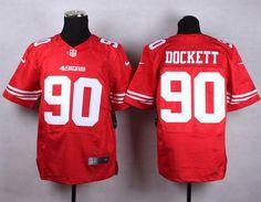 ... Mens San Francisco 49ers 9 Robbie Gould Scarlet Red Team Color Stitched NFL  Nike Elite Jersey ... 712c94ffa