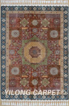 Red and Yellow Kashmir Artificial Silk Rug Handmade Carpet Sales Materials: Silk Dyeing: vegetable dyeing Technology: Hand Knotted Size: 2'x3' -14'x20'    Fit for: bedroom, living room, dining area, foyer, back door, porch, office etc. … Email: alice@yilongcarpet.com  WhatsApp/Tel/Wechat: +86 156 3892 7921 #serenityprayerwallart #chineseknotwallhanging #wallhangingchineseknot