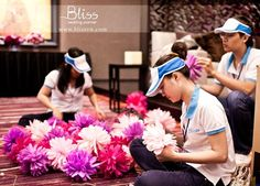 How to be a wedding planner in Vietnam - Bliss Wedding Planner  #weddingplanner #wedding #weddingplannervietnam #vietnamweddingplanner #blissweddingplanner #weddingplanner