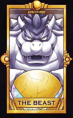 Bowser - The Beast by Quas-quas