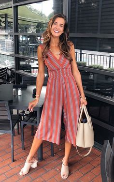 23 Cute n Casual Summer Outfits Ideas , Fall Fashion Outfits, Casual Summer Outfits, Cute Outfits, Jumpsuit Outfit, Tights Outfit, Classy Casual, Casual Looks, Moda Casual, Looks Style