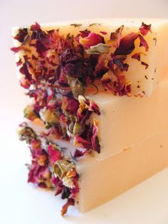 English Rose Cold Process Soap