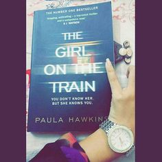 """""""The holes in your life are permanent. You have to grow around them, like tree roots around concrete; you mold yourself through the gaps"""" The girl on the train - Paula hawking."""