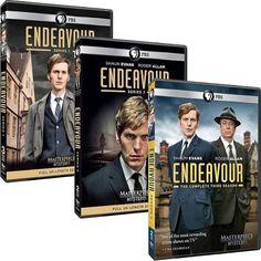 endeavor dvd