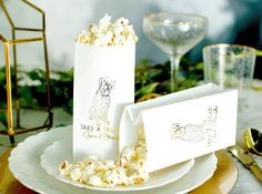 We Can Create Any Custom Design, Monogram or Unique Drawing! Perfect for popcorn, treats or favors! Small or Medium Sizes Available! Wedding Cups, Dog Wedding, Our Wedding Day, Favor Bags, Treat Bags, Cake Dog, Party Favors, Wedding Day Quotes, Brunch