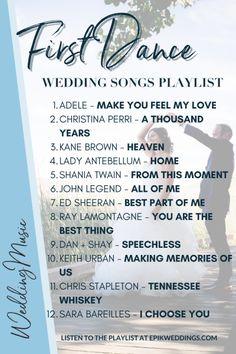 5 Must Have Wedding Playlists   Epik Weddings