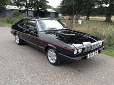 eBay: 1984 A REG FORD CAPRI 2.8 INJECTION Retro Cars, Vintage Cars, Classic Cars British, Ford Capri, Ford Escort, Henry Ford, Ford Motor Company, Nice Cars, Mk1