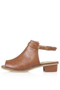 BARTON Mid-Heel Shoes