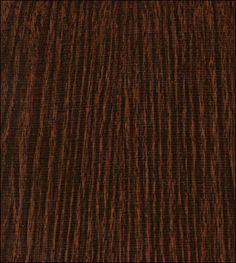 Faux Bois Walnut Oilcloth